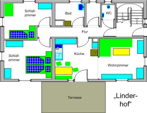 "Holiday apartment ""Linderhof"""